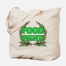 AH: Food Fight! Tote Bag