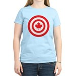 Captain Canada Women's Light T-Shirt