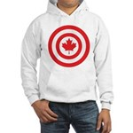 Captain Canada Hooded Sweatshirt