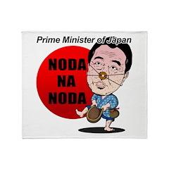 NODA Throw Blanket