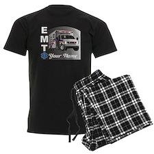 Custom Personalized EMT Pajamas