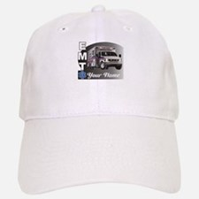 Custom Personalized EMT Baseball Baseball Cap