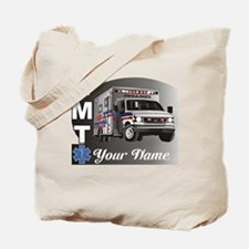 Custom Personalized EMT Tote Bag