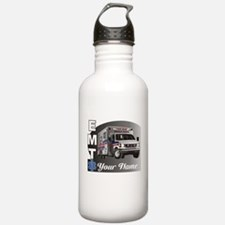 Custom Personalized EMT Water Bottle