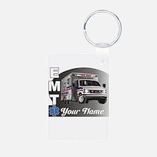 Custom Personalized EMT Keychains