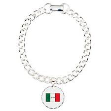 """FLAG OF THE TEXAS ALAMO"" Bracelet"