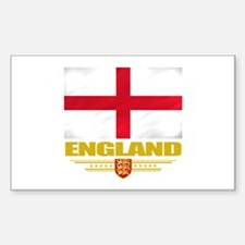 Flag of England Sticker (Rectangle)
