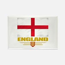 Flag of England Rectangle Magnet (10 pack)