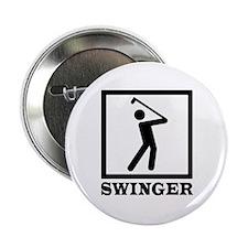 "'Swinger' 2.25"" Button"