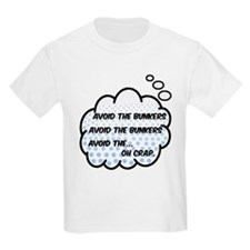 'Avoid The Bunkers' T-Shirt