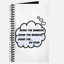 'Avoid The Bunkers' Journal