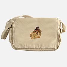 Gobble Wobble Messenger Bag