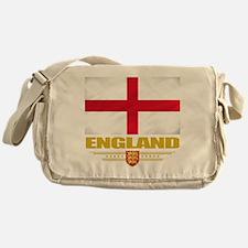 Flag of England Messenger Bag