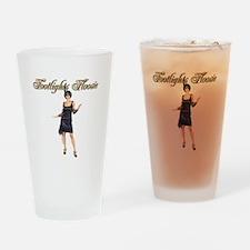 Footlights Floosie Drinking Glass