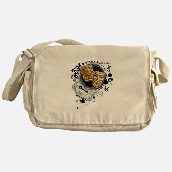 Alchemy of Theatre Production Messenger Bag