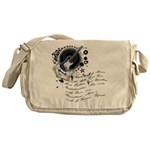 The Alchemy of Music Messenger Bag
