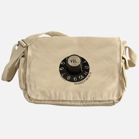 Turning to 11 Messenger Bag
