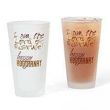 Lord of Misrule/Hogmanay Drinking Glass