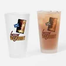 Hogmanay Drinking Glass