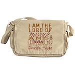 Lord of Misrule/Twelfth Night Messenger Bag