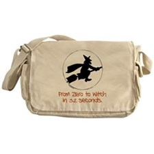 Zero to Witch Messenger Bag