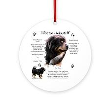 Tibetan 1 Ornament (Round)