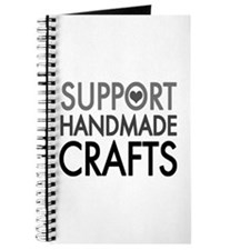 'Support Handmade Crafts' Journal