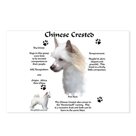 Crested 2 Postcards (Package of 8)