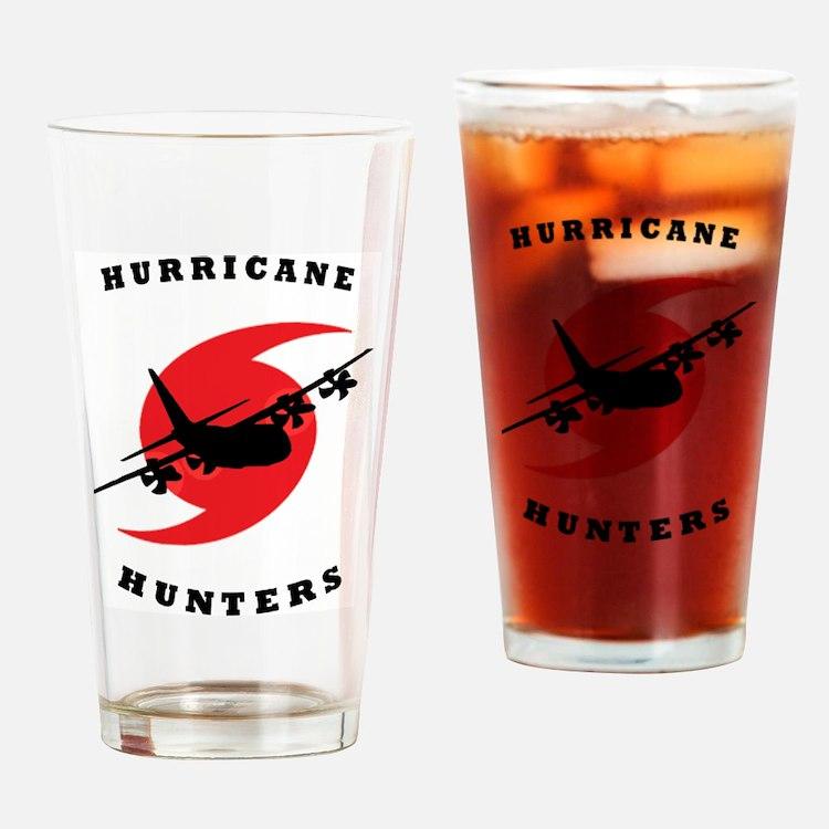 Cute Hurricane Drinking Glass