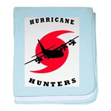 Cute Hurricane baby blanket