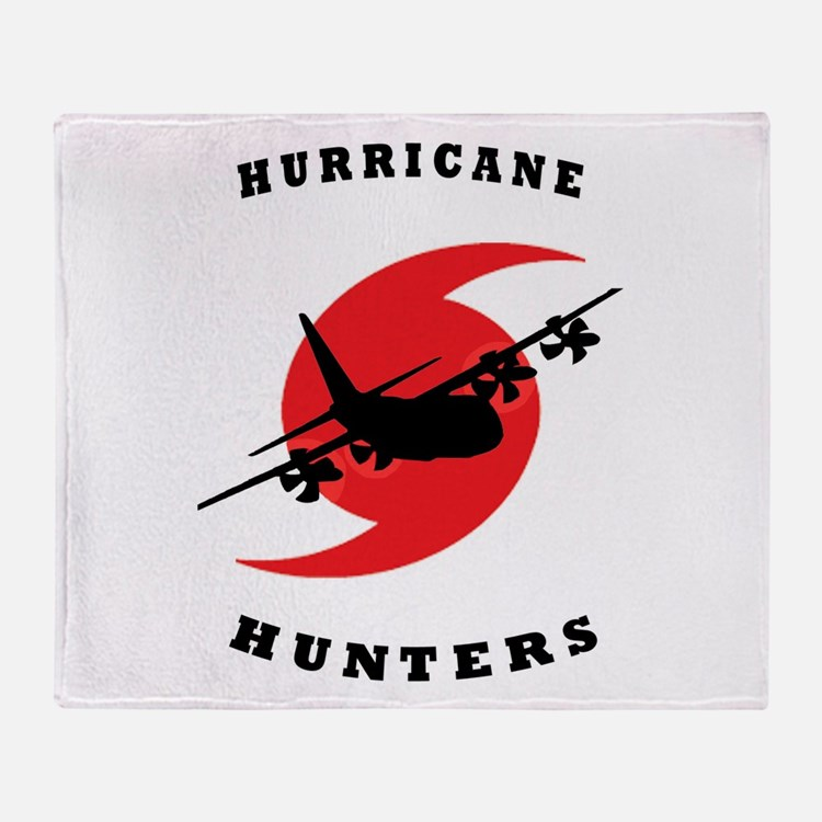 Cute Hurricane Throw Blanket
