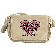 Be My Honey Messenger Bag