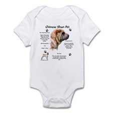 SharPei 1 Infant Creeper