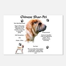 SharPei 1 Postcards (Package of 8)