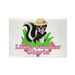 Little Stinker Gloria Rectangle Magnet (10 pack)