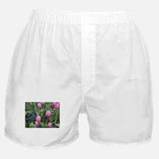 Tulips By Jan Boxer Shorts
