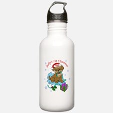 Baby's 1st Christmas Water Bottle