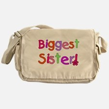 Biggest Sister Messenger Bag