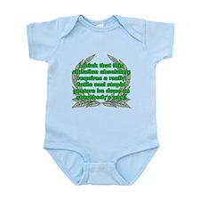 AH: Gesture Infant Bodysuit
