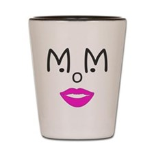 MOM Shot Glass