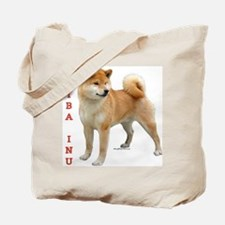 Shiba 2 Tote Bag