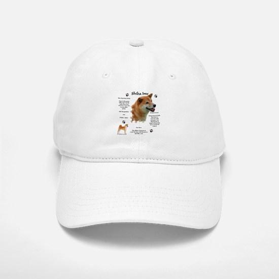Shiba 1 Baseball Baseball Cap