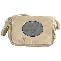 Genuine Scrapper Messenger Bag