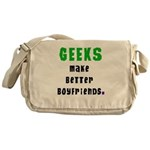 Geek Boyfriend Messenger Bag