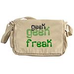 Geek FREAK Messenger Bag
