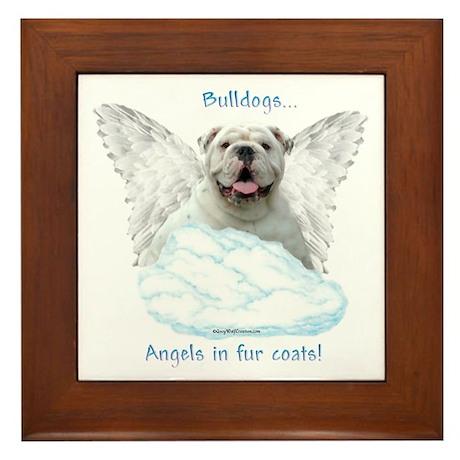 Bulldog 6 Framed Tile