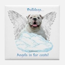 Bulldog 6 Tile Coaster