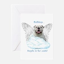 Bulldog 6 Greeting Cards (Pk of 10)