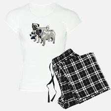two pugs Pajamas
