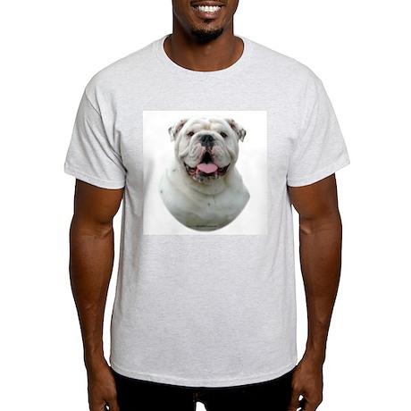 Bulldog 5 Ash Grey T-Shirt